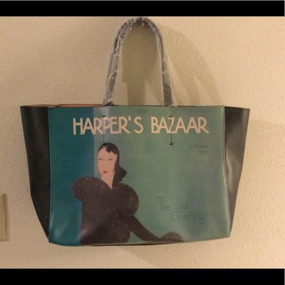 Estée Lauder Harper's Bazaar Tote